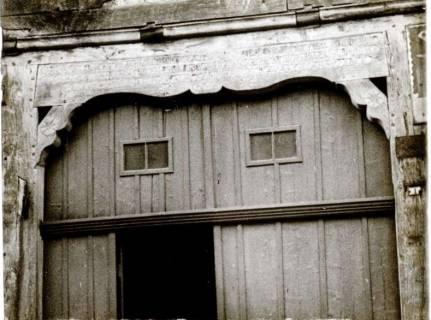 ARH NL Kageler 1567, Haus Rudolf in der Dammstraße, Gehrden, ohne Datum