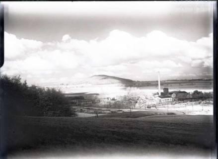 ARH NL Kageler 449, Blick auf den Benther Berg, Benthe, vor 1918