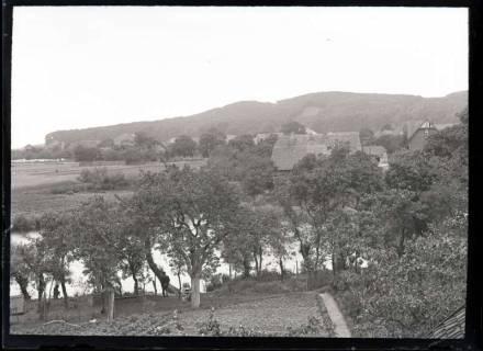 ARH NL Kageler 452, Überblick über das Dorf, Everloh, vor 1918