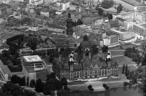 ARH NL Koberg 28, Rathaus, Hannover, 1959
