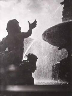 ARH NL Koberg 38, Tritonenbrunnen vor der Wasserkunst, Hannover, vor 1939