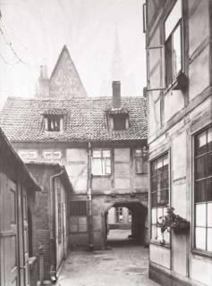 ARH NL Koberg 44, Innenstadt?, Hannover, vor 1939