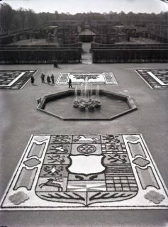 ARH NL Koberg 75, Herrenhäuser Gärten, Hannover, wohl 1965