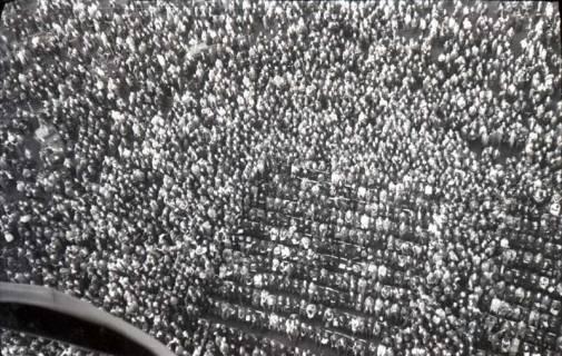 ARH NL Koberg 1049, Kundgebung der SPD auf dem Waterlooplatz, Hannover, 1946