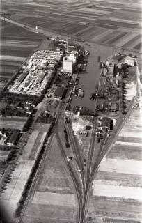 ARH NL Koberg 1089, Kanalhafen, Braunschweig, 1960