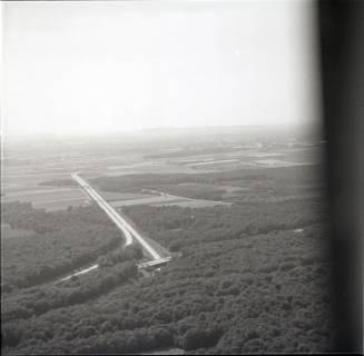 ARH NL Koberg 1134, Autobahnkreuz Hannover-Süd im Bockmer Holz, Rethen, 1969