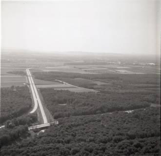 ARH NL Koberg 1135, Autobahnkreuz Hannover-Süd im Bockmer Holz, Rethen, 1969