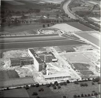ARH NL Koberg 1156, Neubau Krankenhaus, Peine, 1969