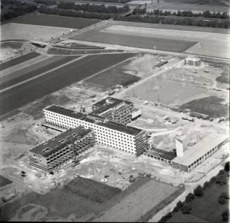ARH NL Koberg 1157, Neubau Krankenhaus, Peine, 1969