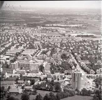 ARH NL Koberg 1166, Neubaugebiete, Langenhagen, 1969