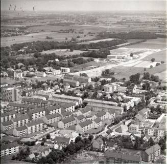 ARH NL Koberg 1168, Neubaugebiete, Langenhagen, 1969