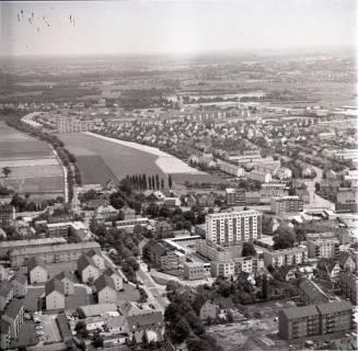 ARH NL Koberg 1169, Neubaugebiete, Langenhagen, 1969