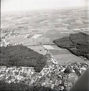 ARH NL Koberg 1182, Geplantes Siedlungsgebiet, Wennigser Mark-Egestorf, 1969