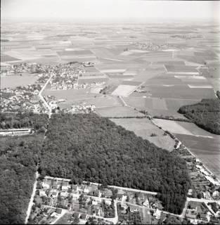 ARH NL Koberg 1183, Geplantes Siedlungsgebiet, Wennigser Mark-Egestorf, 1969
