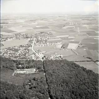 ARH NL Koberg 1184, Geplantes Siedlungsgebiet, Wennigser Mark-Egestorf, 1969