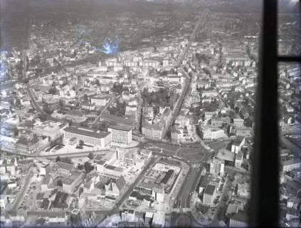 ARH NL Koberg 124, Luftbild von Hannover, 1957
