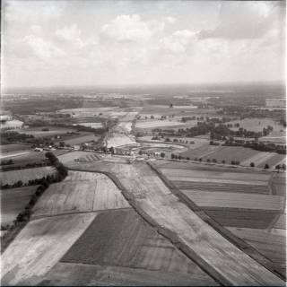 ARH NL Koberg 1242, Neubau der Autobahn 352 (Anschlussstelle Langenhagen-Kaltenweide), Langenhagen, 1969