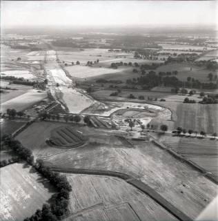 ARH NL Koberg 1246, Autobahnbaustelle, Langenhagen?, 1969