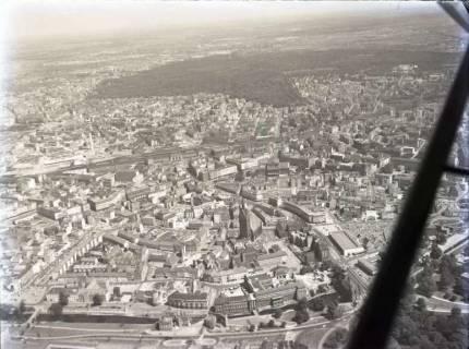 ARH NL Koberg 129, Hannover, u. a. Leineschloss und Marktkirche, 1959