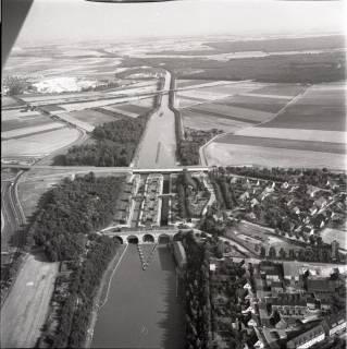 ARH NL Koberg 1308, Schleuse, Anderten, 1969