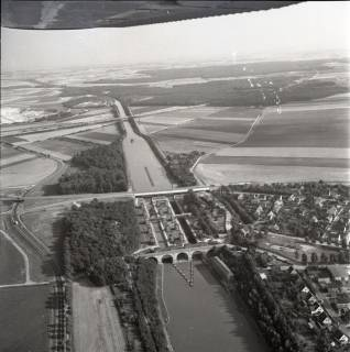 ARH NL Koberg 1309, Schleuse, Anderten, 1969