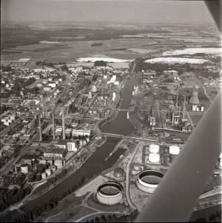 ARH NL Koberg 1310, Industriegebiet und Hafen, Misburg, 1969