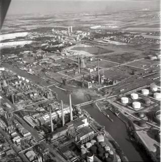 ARH NL Koberg 1311, Industriegebiet und Hafen, Misburg, 1969