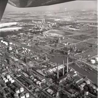 ARH NL Koberg 1312, Industriegebiet und Hafen, Misburg, 1969