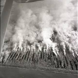 ARH NL Koberg 1323, Brennende Felder, Wennigsen, 1969
