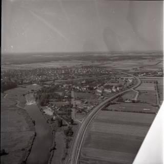 ARH NL Koberg 1352, B6 und Leine, Neustadt a. Rbge., 1969