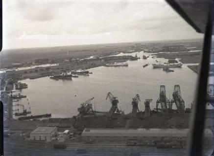 ARH NL Koberg 136, Hafen, Emden, wohl 1957
