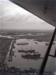 ARH NL Koberg 137, Hafen, Emden, 1957
