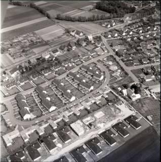 ARH NL Koberg 1419, Wohngebiete und Gewerbeansiedlung, Arnum, 1969