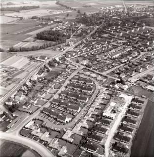 ARH NL Koberg 1420, Wohngebiete und Gewerbeansiedlung, Arnum, 1969