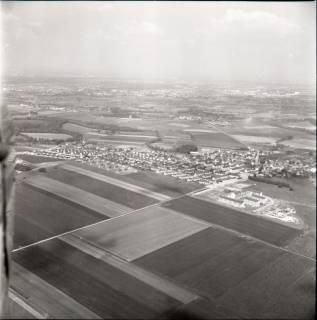 ARH NL Koberg 1421, Wohngebiete und Gewerbeansiedlung, Arnum, 1969