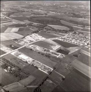 ARH NL Koberg 1424, Wohngebiete und Gewerbeansiedlung, Arnum, 1969