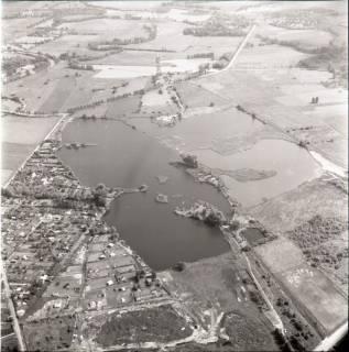 ARH NL Koberg 1442, Kiesteiche in der Leineniederung zwischen Laatzen und Ricklingen, 1969