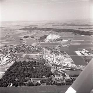 ARH NL Koberg 1456, Stadtansicht mit Kaliberg, Empelde, 1969