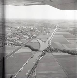 ARH NL Koberg 1464, Kanalabzweigung, Lohnde, 1969