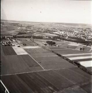 ARH NL Koberg 1524, Grundstück für einen Fabrikneubau Dr. Kellermann, Alsfeld, 1969