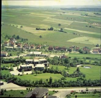 ARH NL Koberg 1538, Hausgrundstücke Dr. Kellermann, Homberg (Ohm), 1969