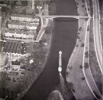 ARH NL Koberg 1548, Leine mit der Dornröschenbrücke, Linden, 1969