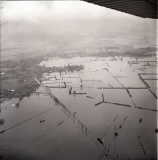 ARH NL Koberg 1572, Leinehochwasser, Leinetal von Helstorf bis Schwarmstedt, 1970