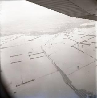 ARH NL Koberg 1574, Leinehochwasser, Leinetal von Helstorf bis Schwarmstedt, 1970