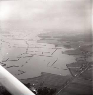 ARH NL Koberg 1575, Leinehochwasser, Leinetal von Helstorf bis Schwarmstedt, 1970