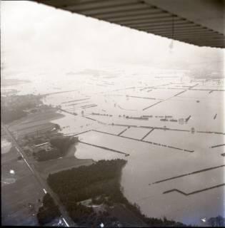 ARH NL Koberg 1577, Leinehochwasser, Leinetal von Helstorf bis Schwarmstedt, 1970