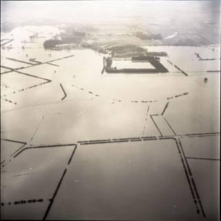 ARH NL Koberg 1579, Leinehochwasser, Leinetal von Helstorf bis Schwarmstedt, 1970