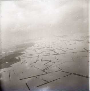 ARH NL Koberg 1580, Leinehochwasser, Leinetal von Helstorf bis Schwarmstedt, 1970