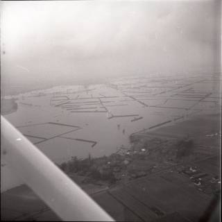 ARH NL Koberg 1581, Leinehochwasser, Leinetal von Helstorf bis Schwarmstedt, 1970