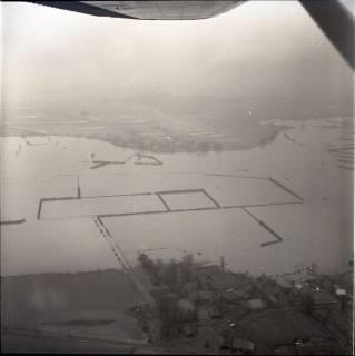 ARH NL Koberg 1582, Leinehochwasser, Leinetal von Helstorf bis Schwarmstedt, 1970